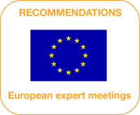 Biodiversity policy and research recommendations issued by European expert meetings