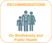 Biodiversity and Public Health